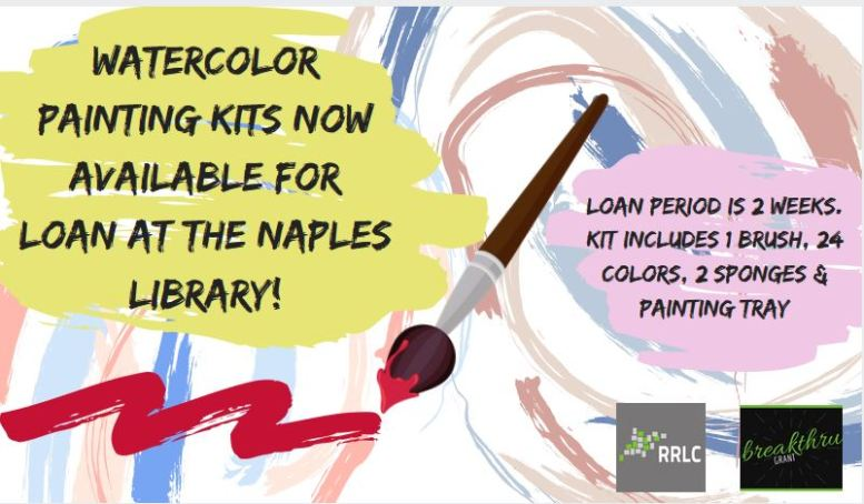 Paint kits available